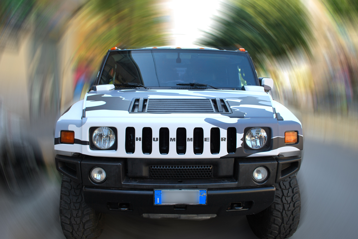 wrapping hummer camo nero 11