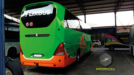 wrapping bus 12