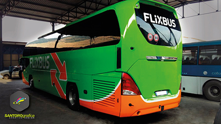 wrapping bus 15