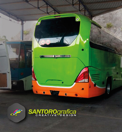 wrapping bus 9