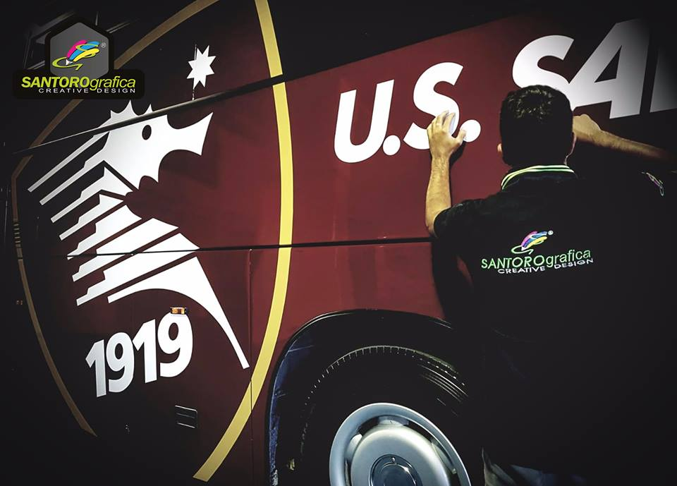 wrapping bus salernitana 3