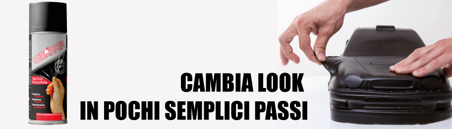 cambia look velocemente