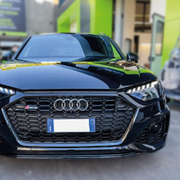 audi rs 4 bodyfence