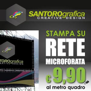 offerta rete microforata  santorografica